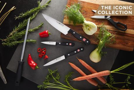 Precision German Cutlery