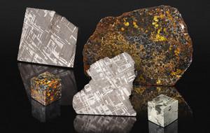 A. W. Meteorites