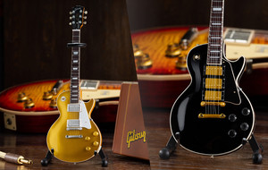 Axe Heaven Licensed Gibson Minis