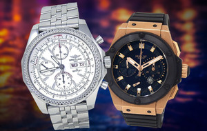 Marvelous Timepieces