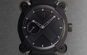 Black Dial Timepieces