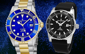 Dive Ready Watches