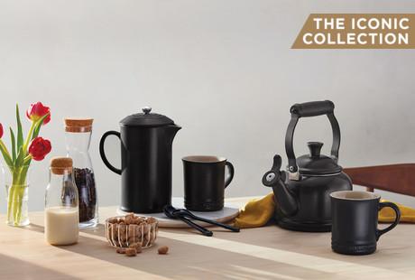 Iconic Enamel Cookware