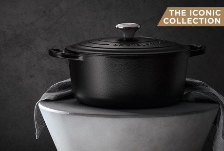 Iconic Cast Iron Cookware