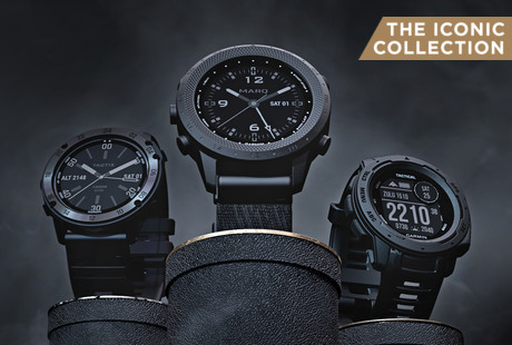 Smart Watches for the Adventurer