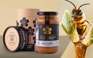 New Zealand Raw Honey