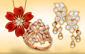 Women's Luxury Jewelry