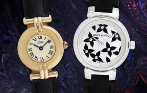 Remarkable Ladies Timepieces