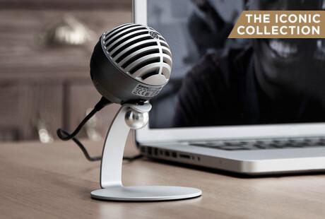For Studio Quality Sound