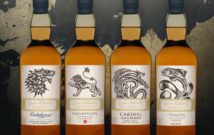 Game of Thrones Single Malt Scotch