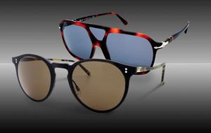 Boss, Persol & Oliver Peoples
