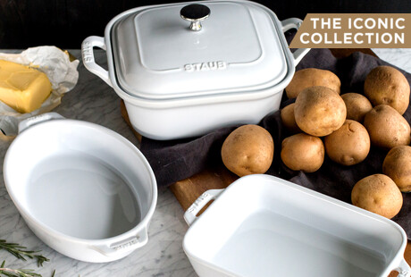 French Cast-Iron & Ceramic Cookware
