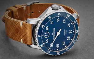 Fantastic Blue Timepieces