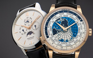 Exciting Timepieces
