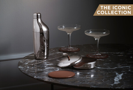 Sculptural Barware & Houseware