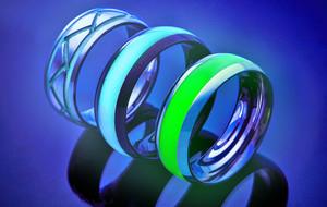 Glowing Rings