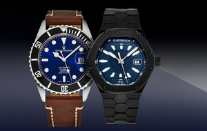 Blue-Themed Watches