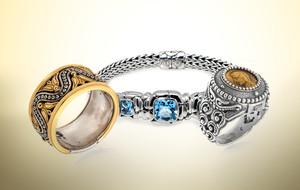 Luxury Silver Jewelry