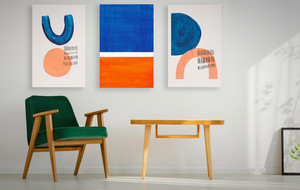 Modern Abstracts