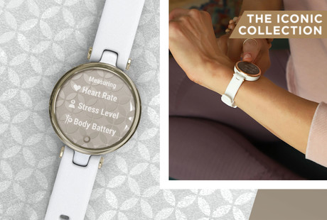 The Lily™ Smartwatch
