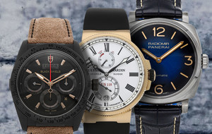 Sophisticated Timepieces