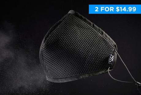 Reusable Triple Filtration Mask