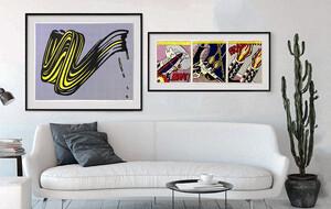 Authentic Roy Lichtenstein