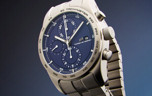 Bold Blue Timepieces
