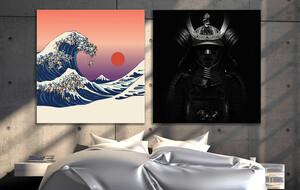 Japanese-Inspired Art