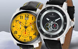 Contemporary Timepieces