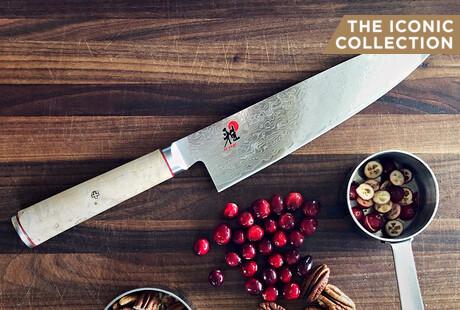 Precise Japanese Kitchen Knives