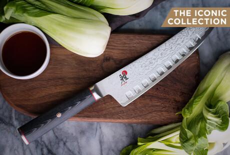 Ice-hardened Steel Knives