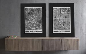 Cut Maps