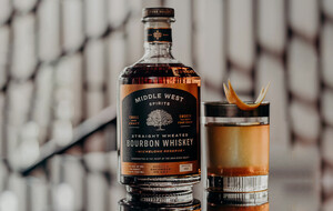 Middle West Whiskeys