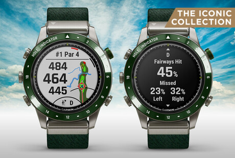 The Ultimate Golf Watch