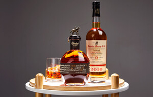 Blanton Bourbons + Ardlair Scotch