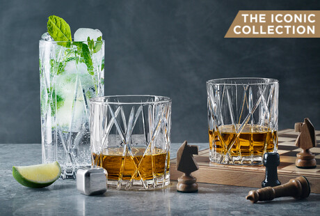 Exceptional Glass Barware