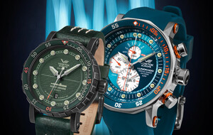 Sporty Timepieces